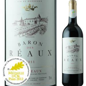赤ワイン バロン・ド・ロー 2011年 フランス ボルドー フルボディ 750ml wine|wsommelier