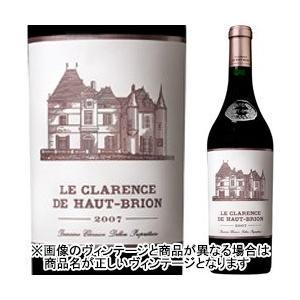 赤ワイン ル・クラレンス・デュ・オーブリオン 2013年 フランス ボルドー フルボディ 750ml wine|wsommelier