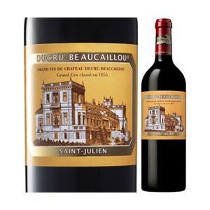 赤ワイン シャトー・デュクリュ・ボーカイユ 2013年 フランス ボルドー フルボディ 750ml wine|wsommelier