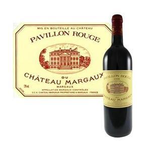 赤ワイン パヴィヨン・ルージュ・デュ・シャトー・マルゴー 2013年 フランス ボルドー フルボディ 750ml wine|wsommelier