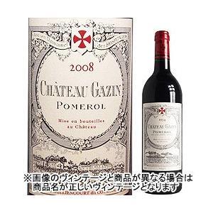 ワイン 赤ワイン シャトー・ガザン 2013年 フランス ボルドー フルボディ 750ml wine|wsommelier