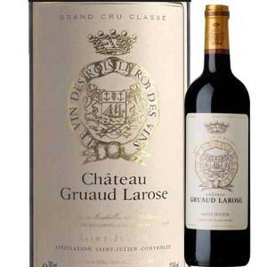 シャトー・グリュオ・ラローズ 2013年 フランス ボルドー 赤ワイン