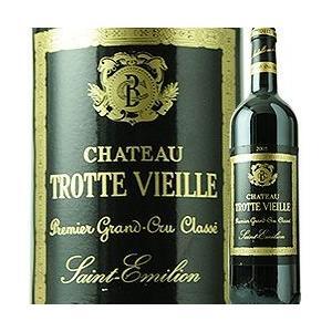 赤ワイン シャトー・トロットヴィエイユ 2011年 フランス ボルドー フルボディ 750ml wine|wsommelier