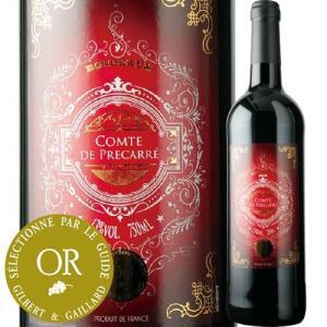 ワイン 赤ワイン コント・ド・プレカレ 2016年 フランス ボルドー フルボディ 750ml|wsommelier
