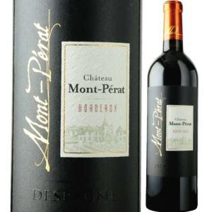 ワイン 赤ワイン シャトー・モン・ペラ ルージュ 2015年 フランス ボルドー フルボディ 750ml wsommelier