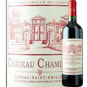 ワイン 赤ワイン シャトー・シャンボ― 2009年  フランス ボルドー フルボディ 750ml wine|wsommelier