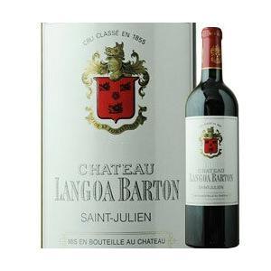 ワイン 赤ワイン シャトー・ランゴア・バルトン 2009年 フランス ボルドー フルボディ 750ml wine|wsommelier