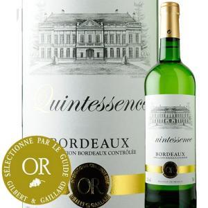 SALE ワイン 白ワイン カンテサンス 2017年 フランス ボルドー 辛口 750ml wine
