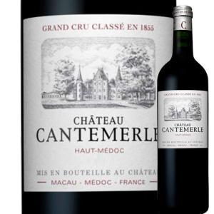 ワイン 赤ワイン シャトー・カントメルル 2012年 フランス ボルドー フルボディ 750ml wine|wsommelier