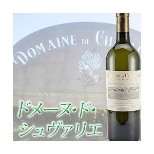 ワイン 白ワイン ドメーヌ・ド・シュヴァリエ ブラン 2014年 フランス ボルドー 辛口 750ml wsommelier