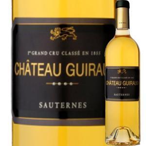 ワイン 白ワイン シャトー・ギロー ハーフ 2009年 フランス ボルドー 白ワイン 極甘口 375ml wine|wsommelier
