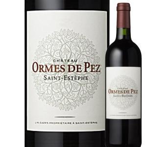 ワイン 赤ワイン シャトー・オルム・ド・ペズ 2013年 フランス ボルドー フルボディ 750ml wine|wsommelier