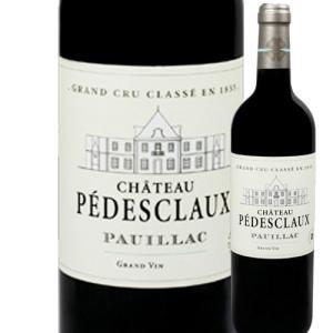 ワイン 赤ワイン シャトー・ペデスクロー 2011年 フランス ボルドー フルボディ 750ml wine|wsommelier