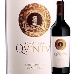 ワイン 赤ワイン シャトー・クィントゥス 2013年 フランス ボルドー フルボディ 750ml wine|wsommelier