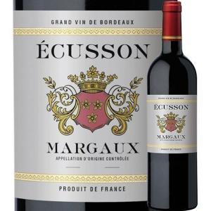 SALE 訳あり ワイン 赤ワイン エキュソン 2019年 フランス ボルドー マルゴー 赤ワイン ...