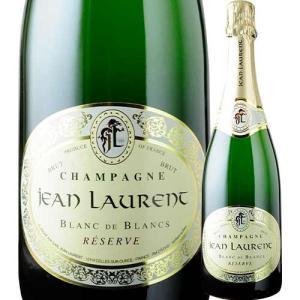 シャンパン・スパークリングワイン ブラン・ド・ブラン ジャン・ローラン NV フランス シャンパーニュ 白 辛口 750ml wine|wsommelier