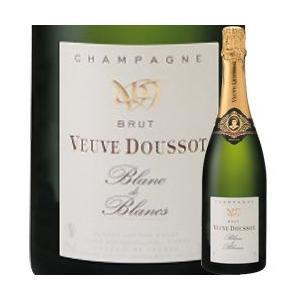 ワイン シャンパン・スパークリングワイン ブラン・ド・ブラン ヴーヴ・ドゥソー NV フランス シャンパーニュ 白 辛口 750ml wine|wsommelier