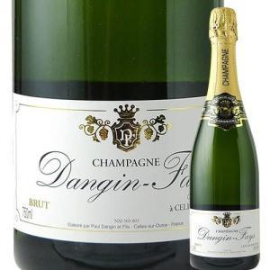 シャンパン・スパークリング ブリュット・ダンジャン・フェイ ポール・ダンジャン・エ・フィス NV フランス シャンパーニュ 白 辛口 750ml wine|wsommelier