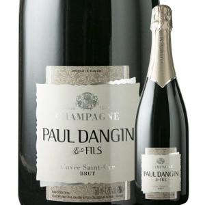 シャンパン・スパークリングワイン サン・シール ポール・ダンジャン・エ・フィス NV フランス シャンパーニュ 白 辛口 750ml wine|wsommelier