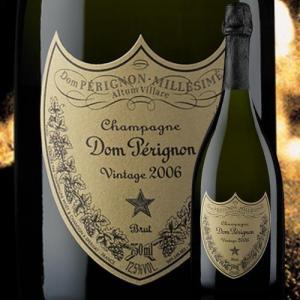 SALE特価 ドンペリニヨン(箱なし 並行品) 2006年 モエ・エ・シャンドン フランス シャンパーニュ シャンパン・白 辛口 750ml|wsommelier