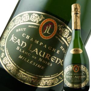 ワイン シャンパン ミレジメ・ブラン・ド・ノワール ジャン・ローラン 2005年 フランス シャンパーニュ 白 辛口 750ml wine|wsommelier