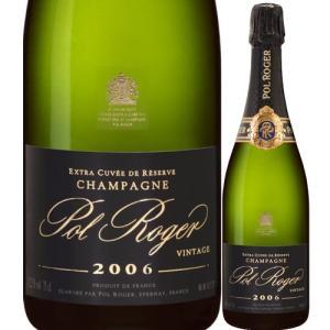 ワイン シャンパン・スパークリングワイン ブリュット ミレジメ ポル・ロジェ 2006年 フランス シャンパーニュ 白 辛口 750ml wine|wsommelier