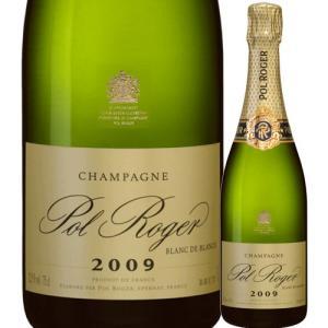 ワイン シャンパン・スパークリングワイン ブラン・ド・ブラン・ミレジメ ポル・ロジェ 2009年 フランス シャンパーニュ 白 辛口 750ml wine|wsommelier