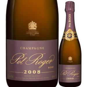 ワイン シャンパン・スパークリングワイン ブリュット・ロゼ 辛口・ ミレジメ ポル・ロジェ 2008年 フランス シャンパーニュ ロゼ 辛口 750ml wine wsommelier