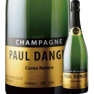 ワイン シャンパン・スパークリングワイン キュヴェ・ナチュール ポール・ダンジャン・エ・フィス NV フランス シャンパーニュ 白 辛口 750ml|wsommelier