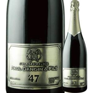 SALE ワイン シャンパン・スパークリングワイン キュヴェ'47 ポール・ダンジャン・エ・フィス NV フランス シャンパーニュ 白 辛口 750ml|wsommelier