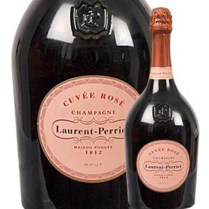シャンパン・スパークリングワイン ローラン・ペリエ・キュヴェ・ロゼ(ケージ入り) ローラン・ペリエ NV  シャンパーニュ シャンパン・ロゼ  750ml wine|wsommelier