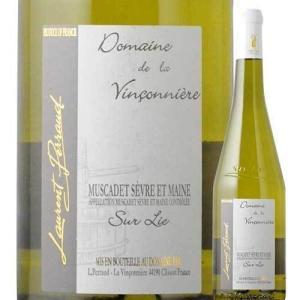 白ワイン ミュスカデ・セーヴル・エ・メーヌ・シュール・リー ドメーヌ・ド・ラ・ヴァンソニエール 2017年 フランス 750ml wine|wsommelier