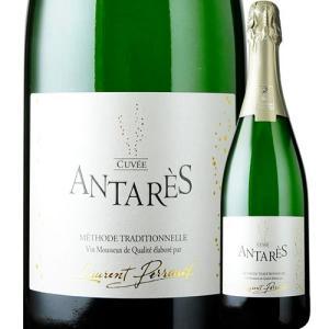 シャンパン・スパークリングワイン キュヴェ・アンタレス・ブリュット ドメーヌ・ド・ラ・ヴァンソニエール NV フランス 白 辛口 750ml wine|wsommelier