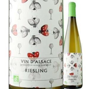 白ワイン リースリング ビオ カーヴ・ド・リボヴィレ 2016年 フランス アルザス 辛口 750ml wine|wsommelier