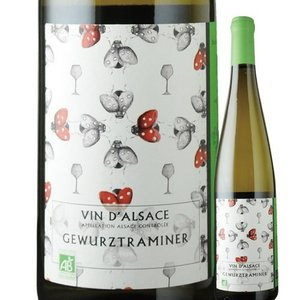 白ワイン ゲヴュルツトラミネール・ビオ カーヴ・ド・リボヴィレ 2016年 フランス アルザス 甘口 750ml wine|wsommelier