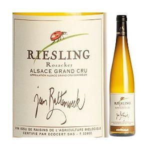 [2009]リースリング・グランクリュ・ローザッカー・オーガニック カーヴ・ド・リボヴィレ アルザス フランス(750ml 白ワイン)|wsommelier