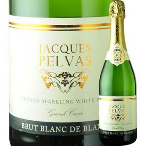 SALE特価 シャンパン・スパークリングワイン ジャック・ペルヴァス ヴァン・ブレバン NV フランス プロヴァンス 白 辛口 750ml wine