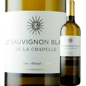 ワイン 白ワイン ル・ソーヴィニョン・ブラン・ド・ラ・シャペル ドメーヌ・サン・ドミニク 2016年 フランス ラングドック 辛口 750ml|wsommelier
