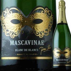 ワイン シャンパン・スパークリングワイン マスカヴィネ・ブラン・ド・ブラン ドメーヌ・ピエール・ショーヴァン NV フランス ラングドック wine|wsommelier