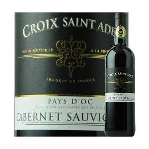 ワイン 赤ワイン クロワ・サン・タデール カベルネ・ソーヴィニョン アルマ・セルシウス 2017年 フランス ラングドック フルボディ 750ml wine|wsommelier