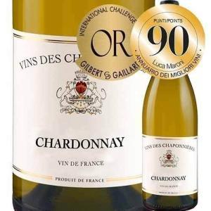 SALE ワイン 白ワイン ヴァン・デ・シャポニエール・シャルドネ パケ・モンタニャック 2020年 フランス 辛口 750ml|ワインショップソムリエ