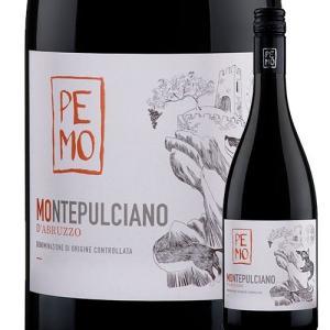 ワイン 赤ワイン ペモ・モンテプチアーノ ワイン・ピープル 2016年 イタリア アブルッツオ フルボディ 750ml wine|wsommelier