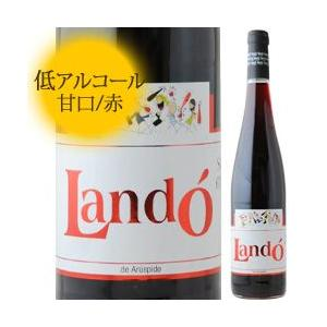 ワイン 赤ワイン ランド・デ・アルスピデ・ティント ボデガス・アルスピデ NV スペイン カスティーリャ・ラ・マンチャ(低アルコールワイン) 甘口 wine|wsommelier