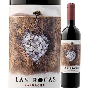 ラス・ロカス ガルナッチャ ボデガス・サン・アレハンドロ 2010年 スペイン アラゴン 赤ワイン フルボディ 750ml