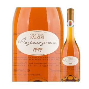 白ワイン トカイ・アスー・エッセンシア シャトー・パジョス 1999年 ハンガリー トカイ 極甘口 500ml wine|wsommelier