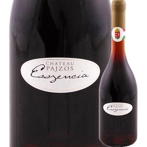 ワイン 白ワイン トカイ・エッセンシア シャトー・パジョス 2000年 ハンガリー トカイ 極甘口 500ml wine|wsommelier