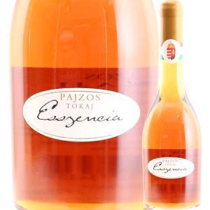 ワイン 白ワイン トカイ・エッセンシア シャトー・パジョス 2010年 ハンガリー トカイ 極甘口 500ml wine|wsommelier