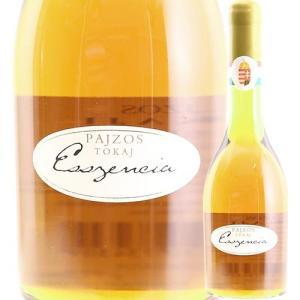 ワイン 白ワイン トカイ・エッセンシア シャトー・パジョス 2013年 ハンガリー トカイ 極甘口 500ml wine|wsommelier