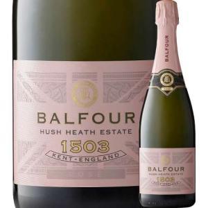 「1本でも送料無料」ワイン スパークリングワイン バルフォア 1503 ロゼ ハッシュ・ヒース・エス...