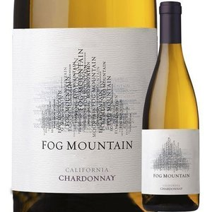 ワイン 白ワイン フォグ・マウンテン・シャルドネ ジャン・クロード・ボワセ 2017年 アメリカ カリフォルニア 辛口 750ml wsommelier